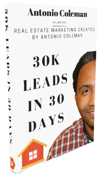 30K Leads in 30 Days ebook cover