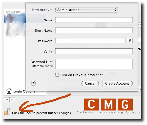 Blocking Websites on Safari | Coleman Marketing Group LLC