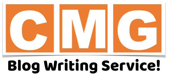 Blog Writing Service: CMG Ultimate Website & Content Writing